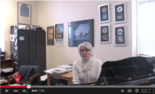 Professor Julie McCoy wins a grammy