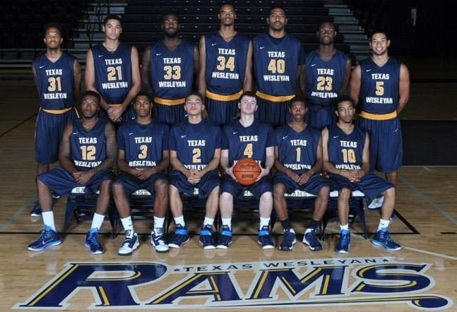 Basketball teams finish '14-'15 season