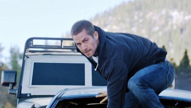 Furious 7 pays tribute to Paul Walker