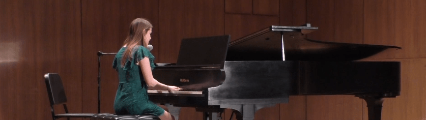 Sigma Alpha Iota – Beta Kappa chapter recital