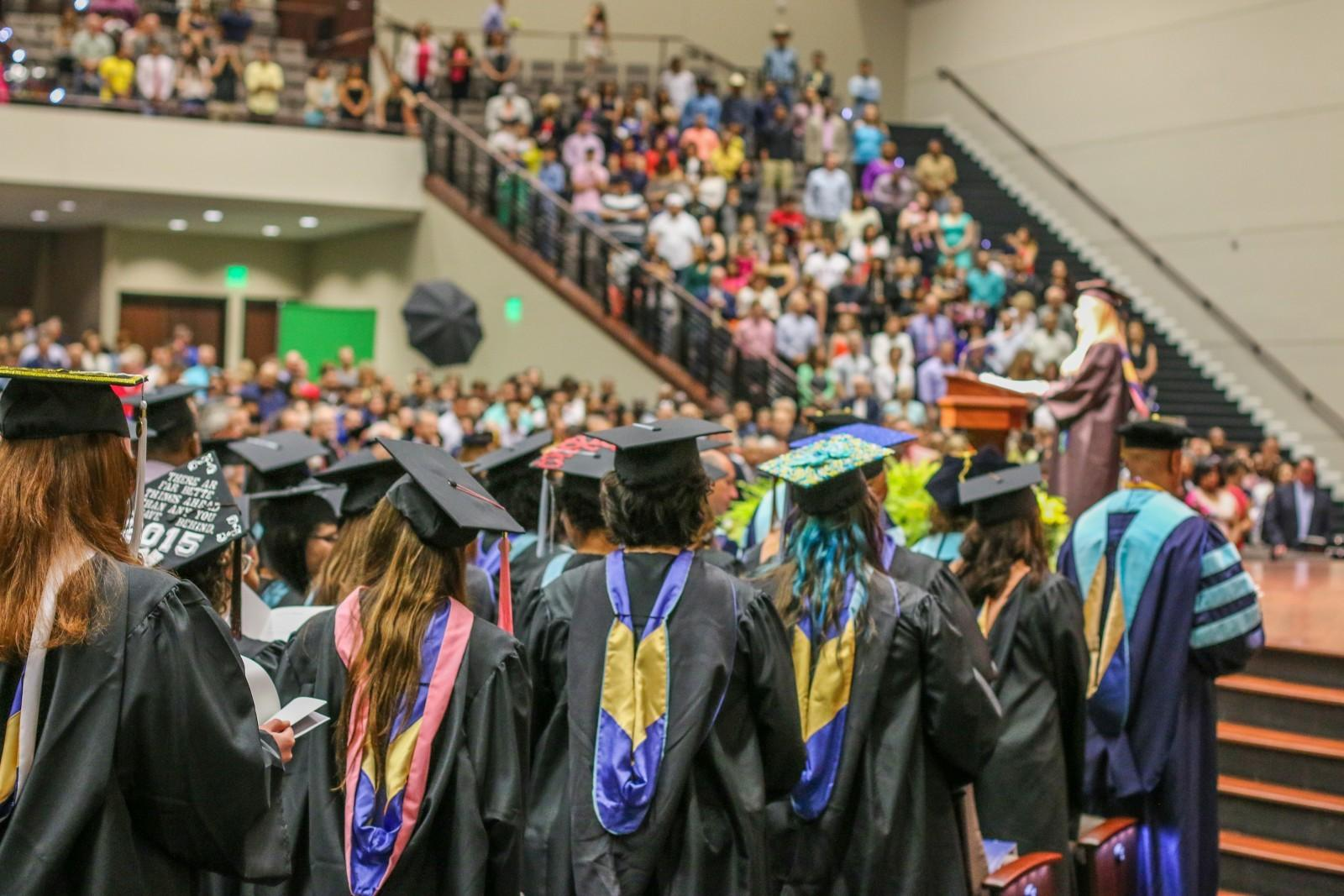 Over 100 Wesleyan students graduate