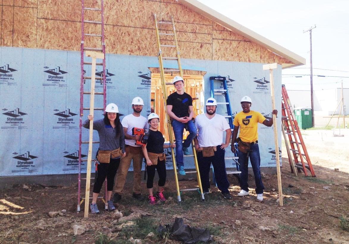 Wesleyan establishes new Habitat for Humanity chapter
