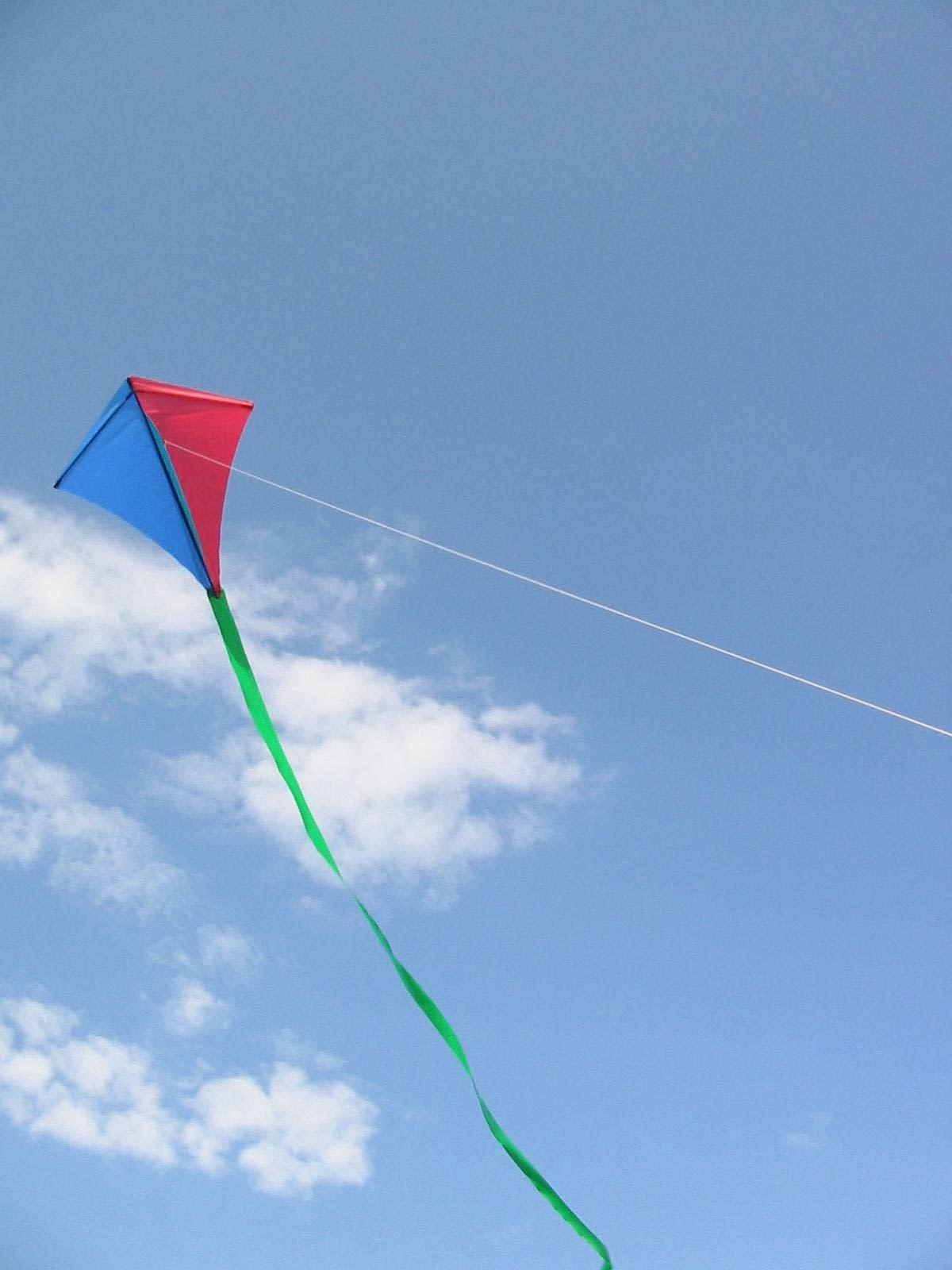 Wesleyan celebrates National Kite Day