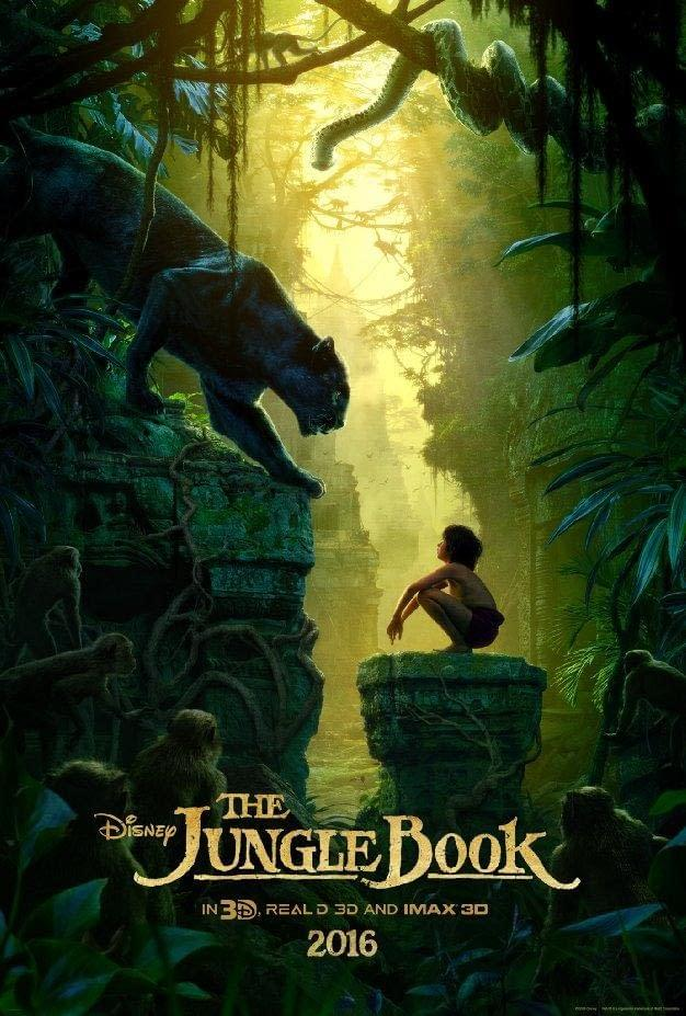 Return to the wild with Jungle Book