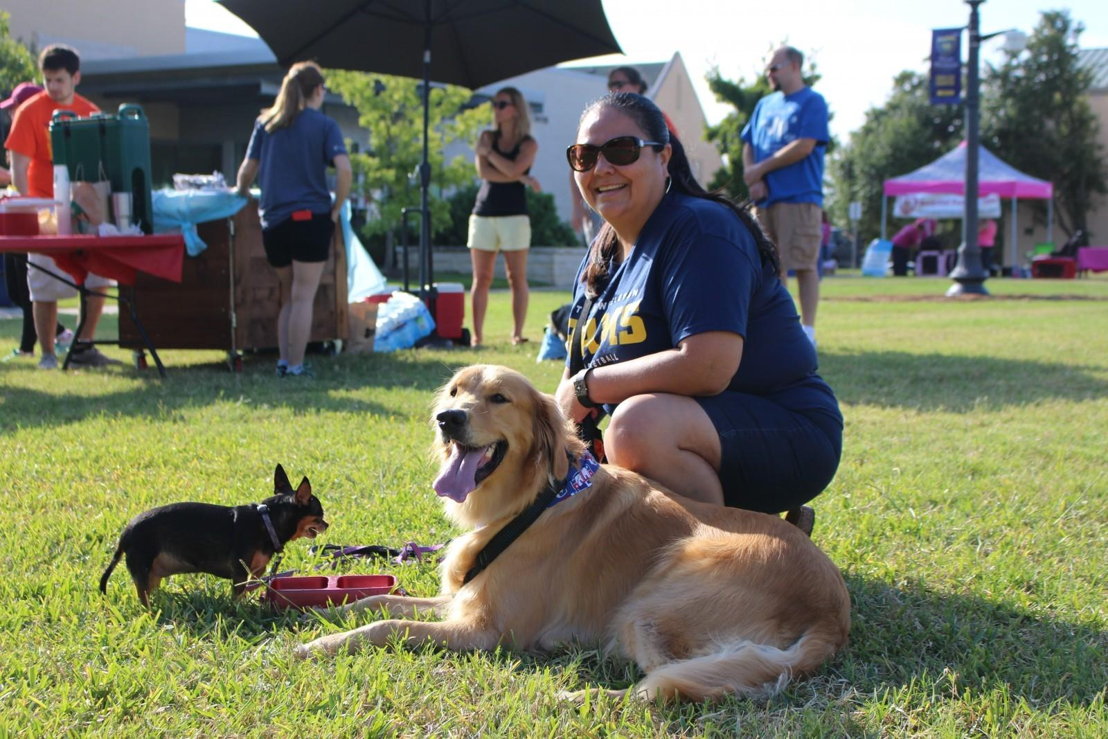 K9 Karnival brings furry friends to Wesleyan
