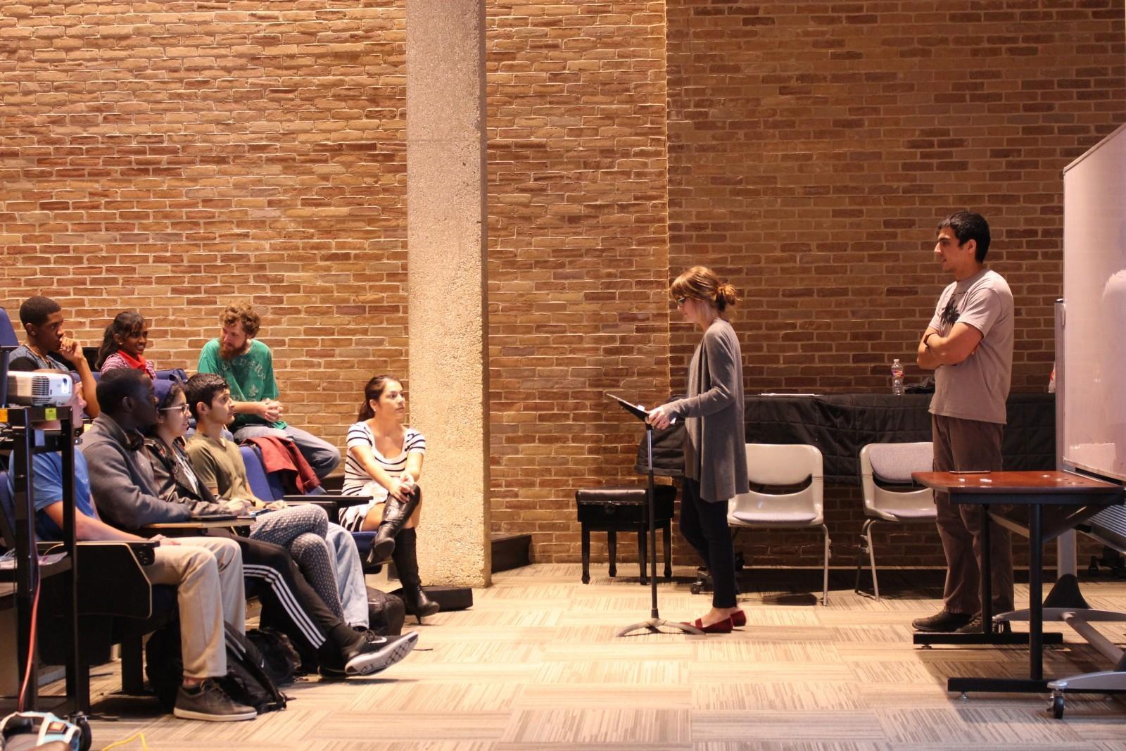 Wesleyan Humanist Organization hosts student debates