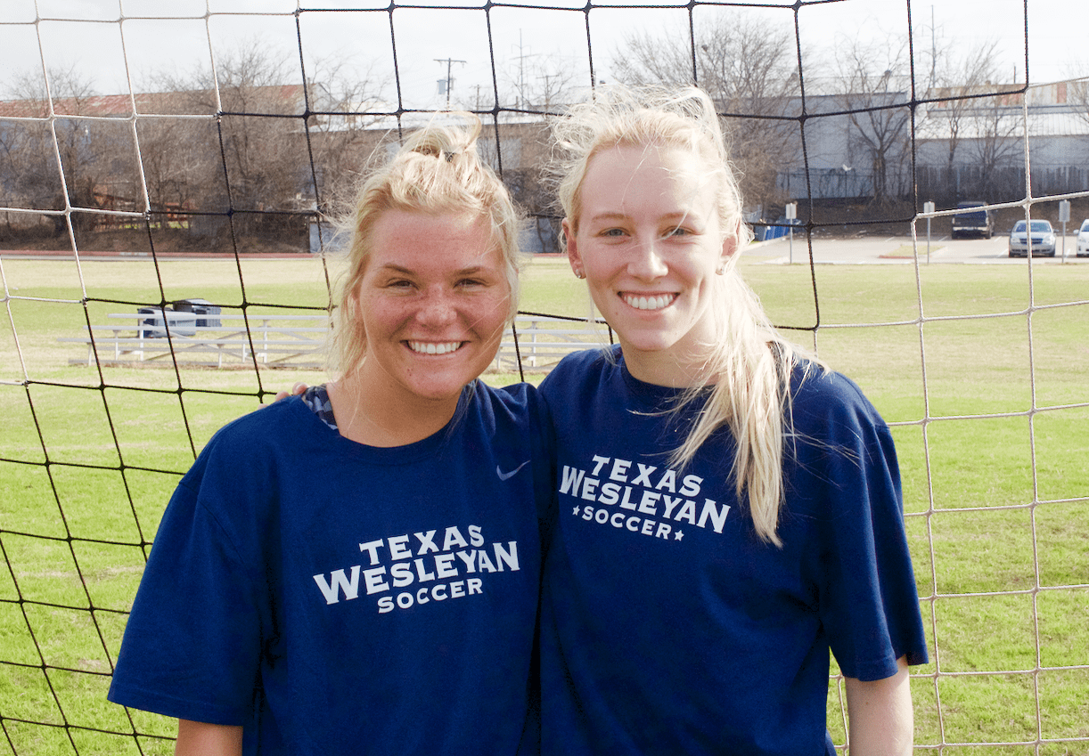 Wesleyan Welcomes new soccer players