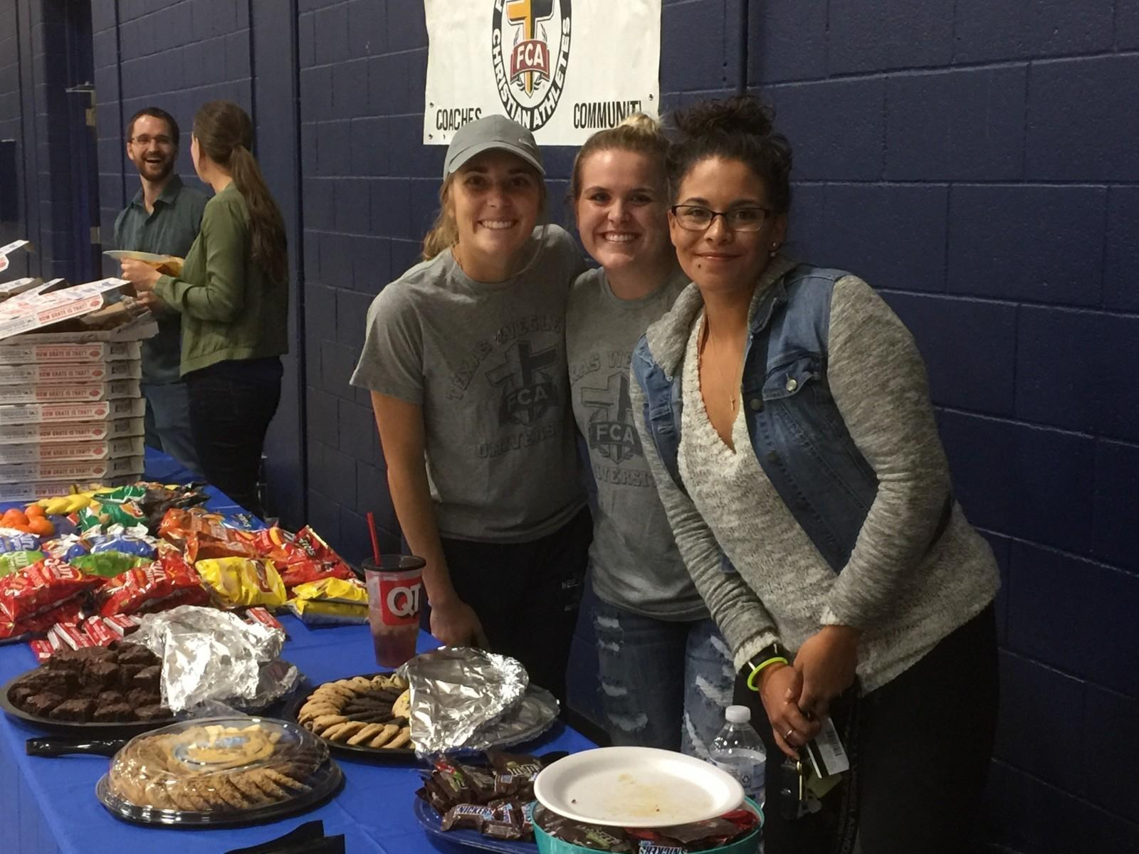 FCA offers students a place for community