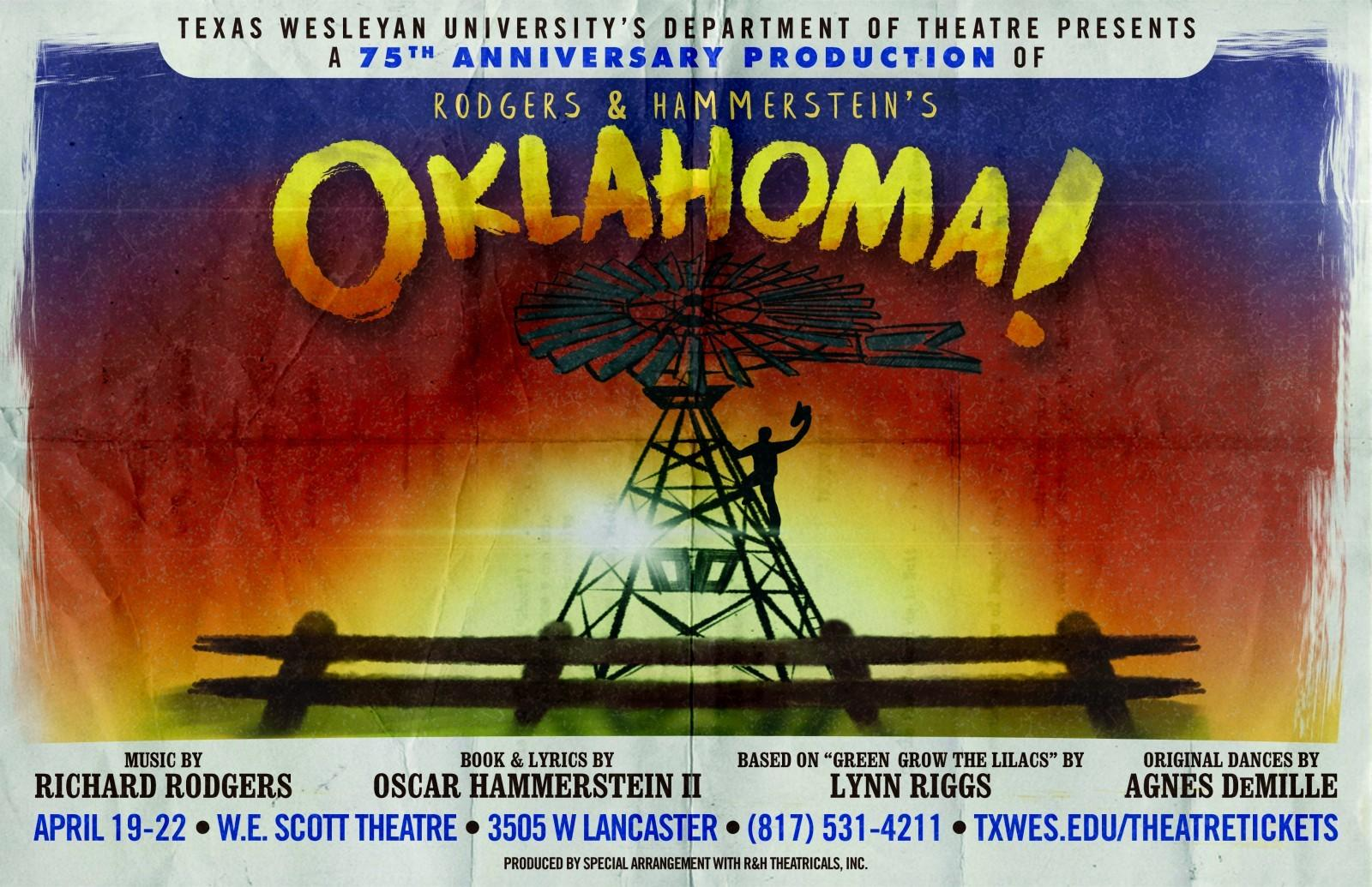 'Oklahoma!' will travel to Lancaster