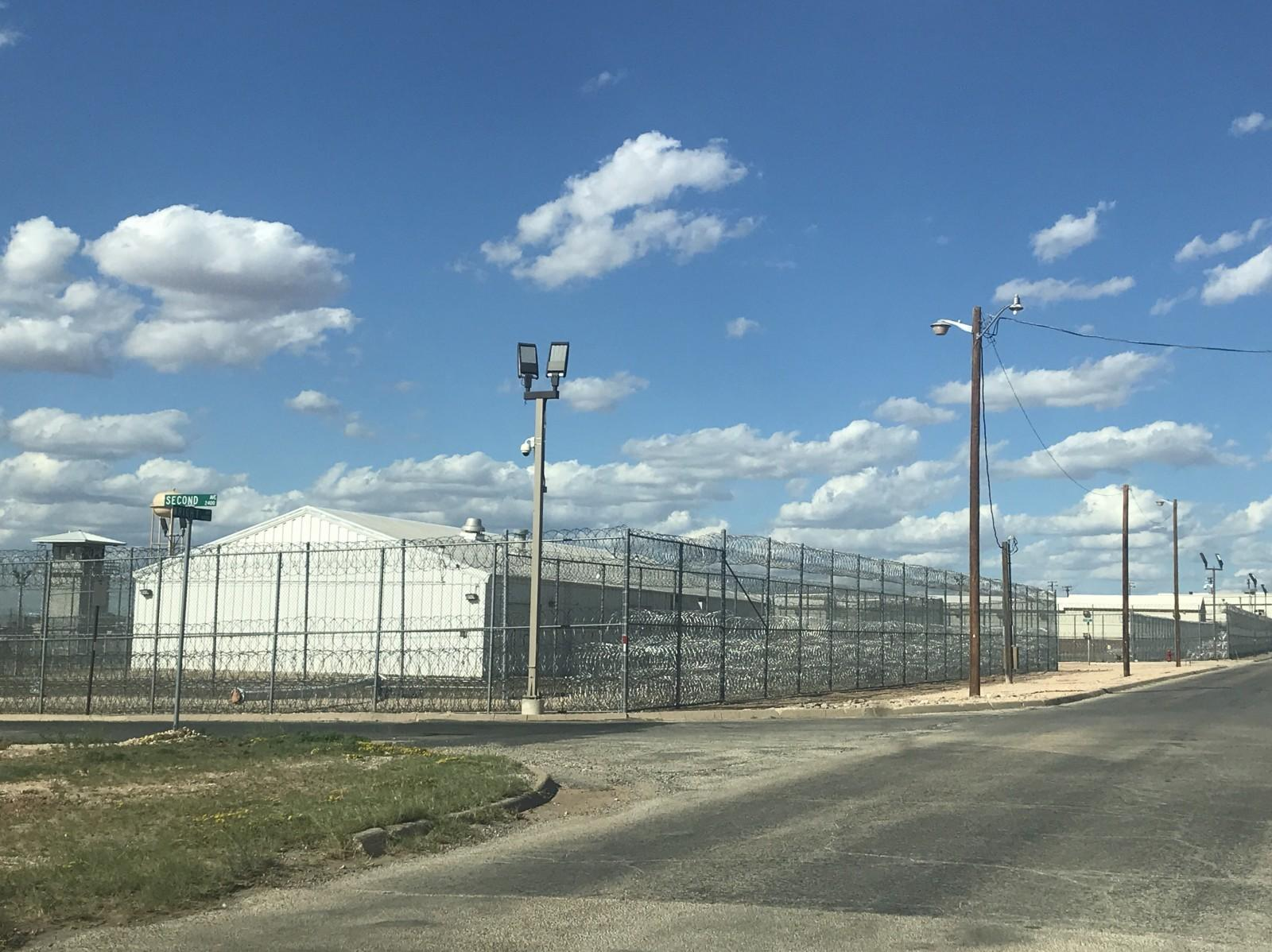 Inmates protest prison slavery