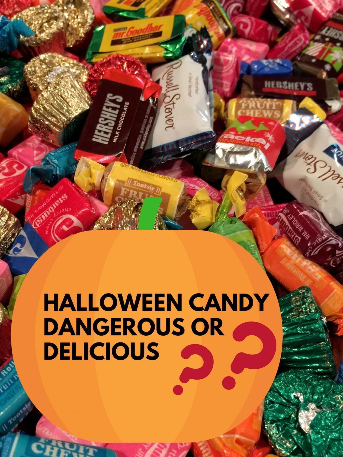 Wesleyan unwraps killer candy myth