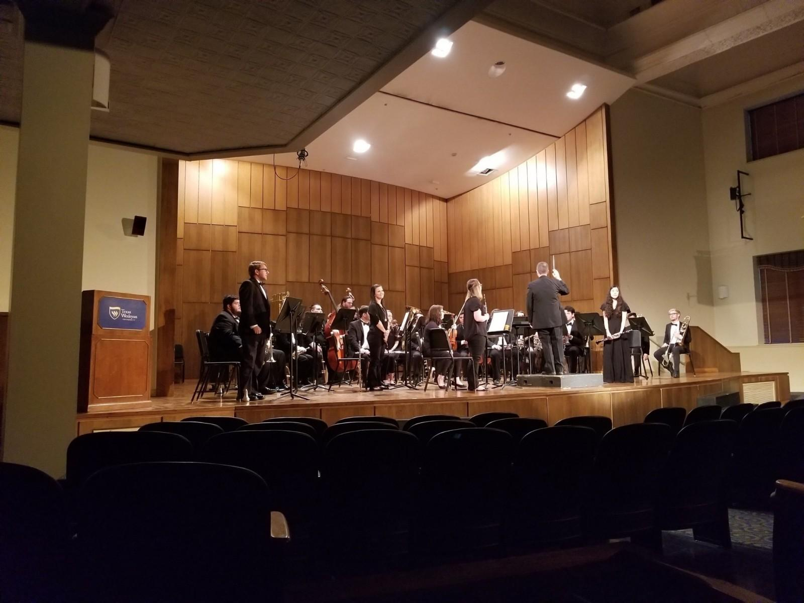 Wind Ensemble Concert wows crowd
