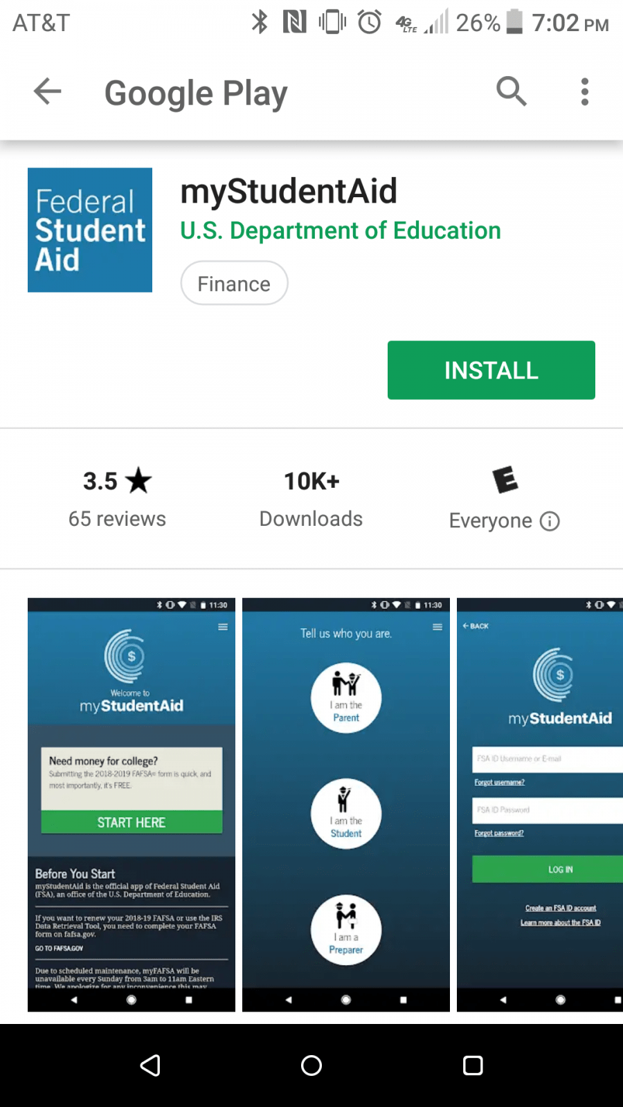 FASFA moves to mobile with new app