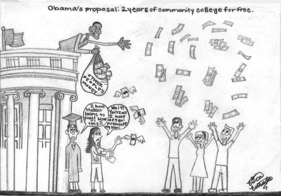 Free tuition is not exactly free even under Obamas new college plan