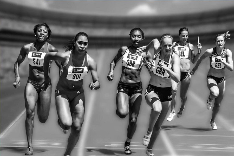 Womens+Relay+Competition