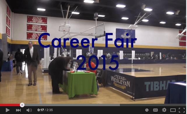 Career Fair 2015