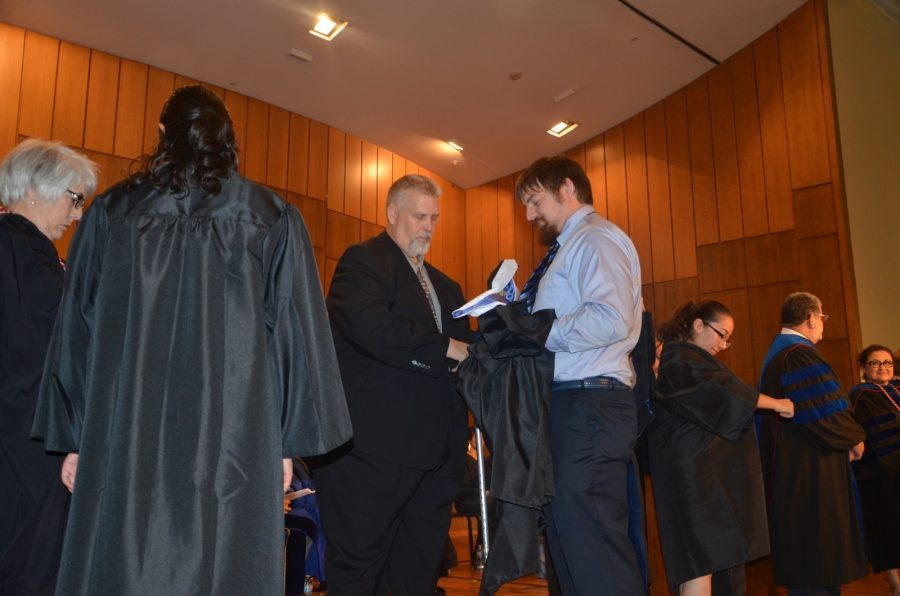 Ceremony honors influential faculty members