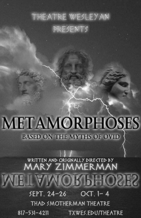 METAMORPHOSES REVIVES OVIDS MYTHS