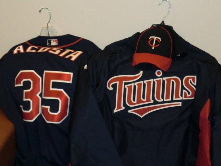 Managing the Twins for a day fulfilled a lifelong dream