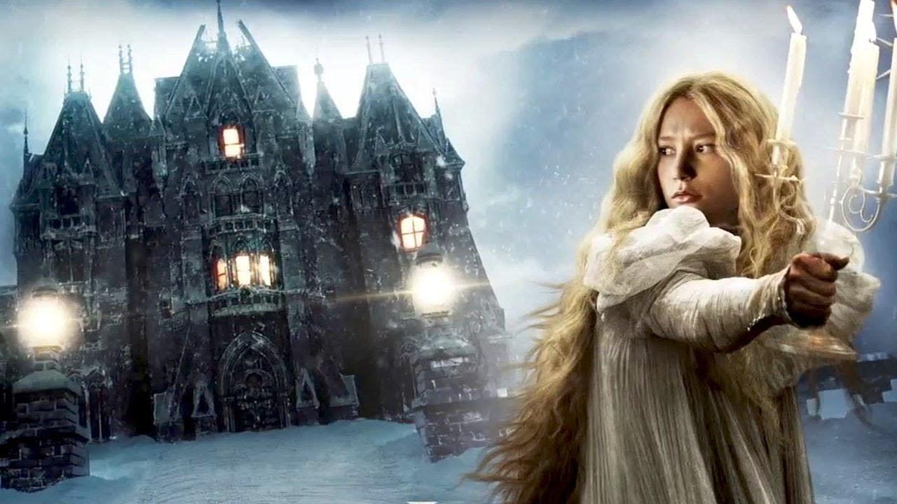 Crimson Peak focuses on storytelling