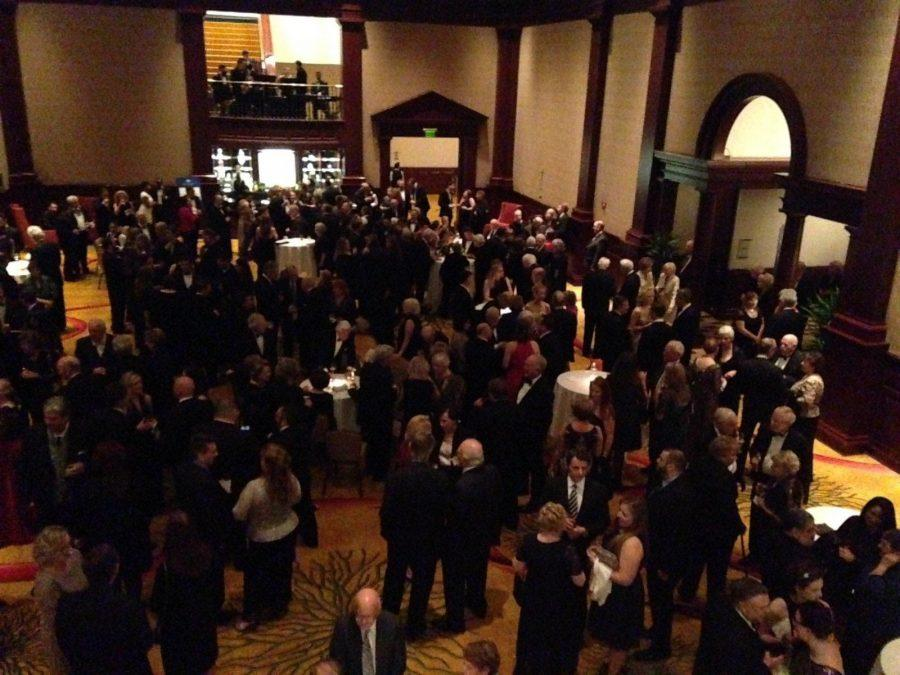 Wesleyans 125 Year Gala had quite a crowd in attendance.