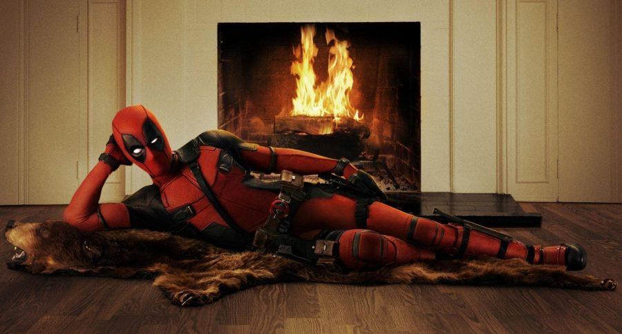 Ryan Reynolds plays Deadpool in the popular new Marvel Comics film directed by Tim Miller.