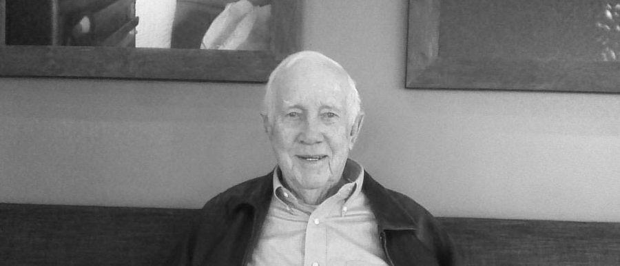 Bill Hailey was named Alumnus of the Year. (Photo by Rowan Lehr)