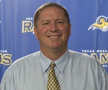 New Texas Wesleyan head football coach Joe Prud`homme coached for 24 years at Fort Worth`s Nolan Catholic High School.