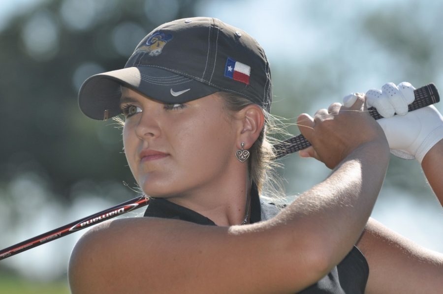 Jacey Patton, a junior from Fort Worth, was a 3rd-team NAIA All-American last season. Photo by Little Joe