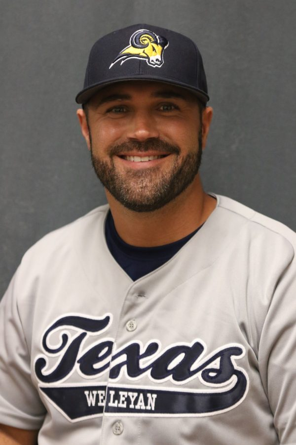 Rams assistant baseball coach Kelly Shoppach played for five teams in the Major Leagues; the last team was the Cleveland Indians.