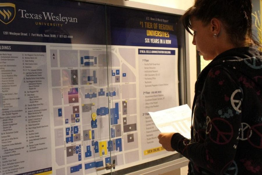 Texas Wesleyans admission and registration process leaves students feeling confused, lost, and frustrated.