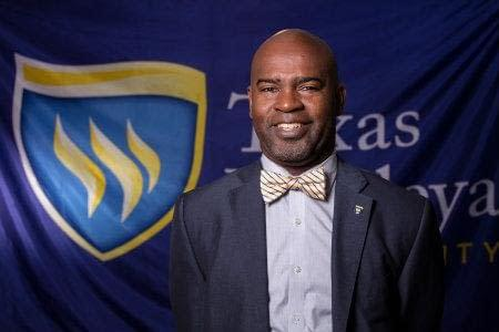 Jamal Williams, Wesleyans director of collegiate academy and college credit partnerships, helped coordinate with Dunbar.