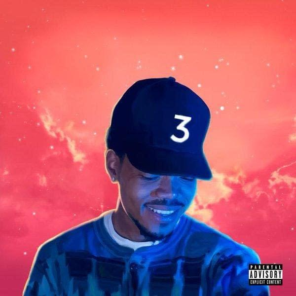 Chance the Rappers album, Coloring Book, made it to the top 10 of the Billboard 200 list.