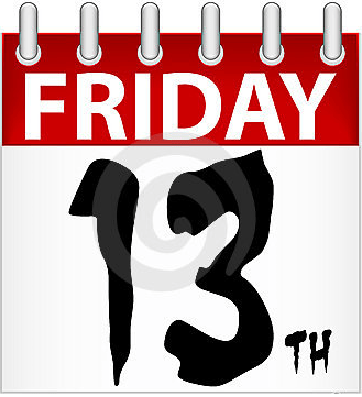 Friday the 13th is regarded as a day of bad luck and calamity in Western culture.