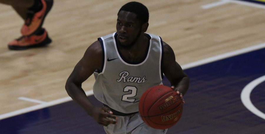 Dion Rogers, shown here in a game in January, is now a coach. Photo by Little Jo.