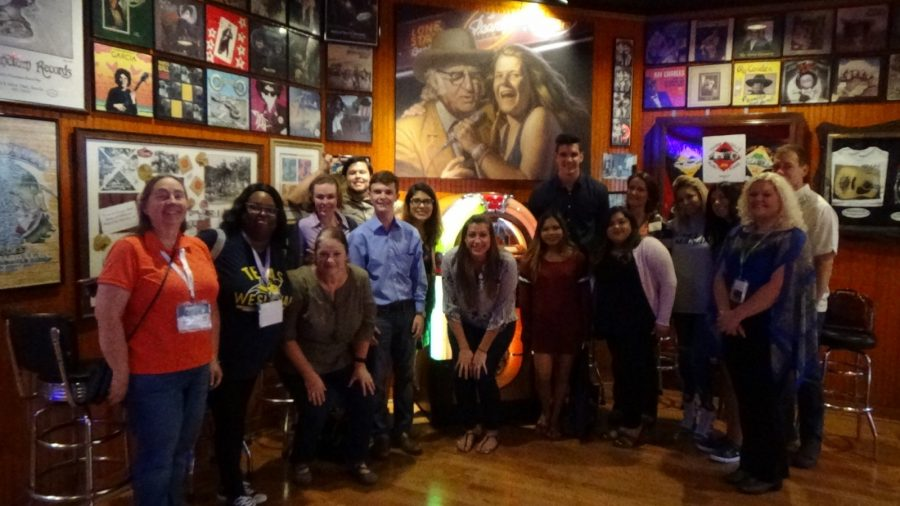Texas Wesleyan students and professors travel to University of Texas at Austin this past weekend for The Texas Tribune Festival