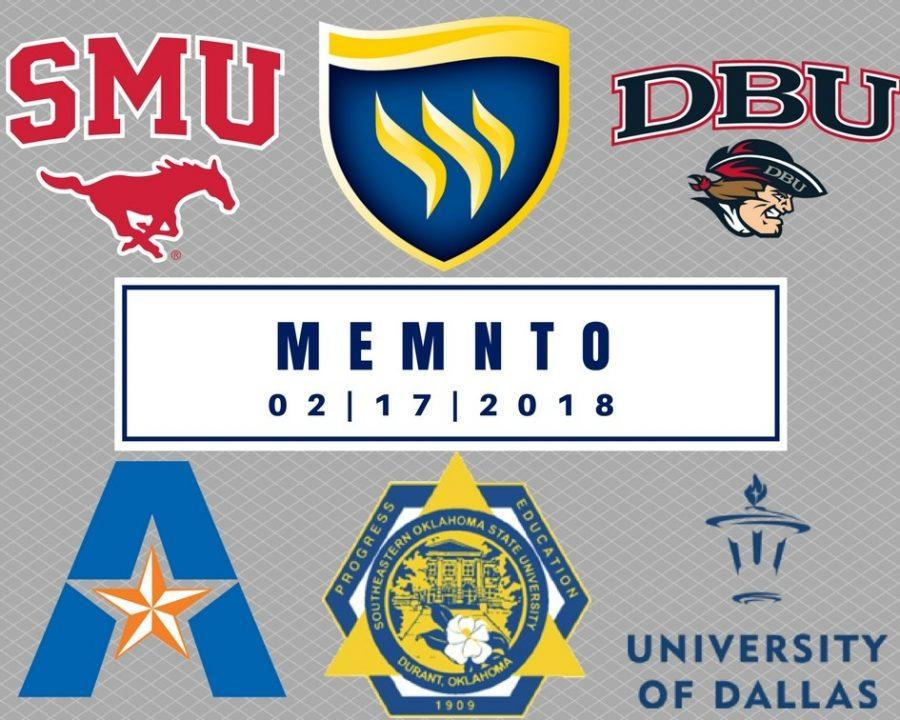 The six Universities partnered for the second MEMNTO conference