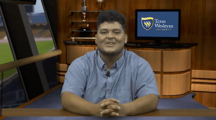 Sportscast with Cesar Vidana
