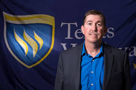 Director of Campus Safety and Security Chris Beckrich says Texas Wesleyans top priority is the safety of its students, faculty, staff and visitors. Photo courtesy of Texas Wesleyan University