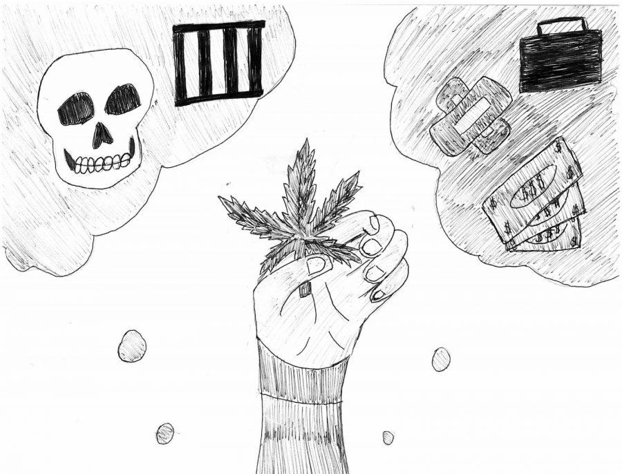 The+legalization+of+marijuana+has+medical+and+economic+benefits+that+can+outweigh+the+cons.%0ACartoon+by+Hannah+Onder