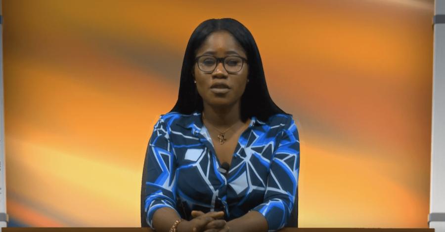 Newscast with Mazzie Kromah