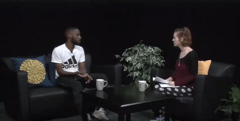Elizabeth Lloyd sits down with TJ Curry for Sports Access.