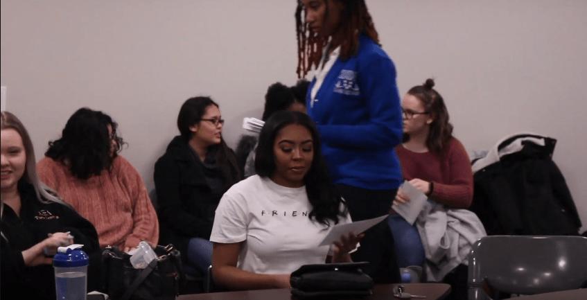 Zeta Phi Beta hosts The Game of Life Civic Engagement Workshop