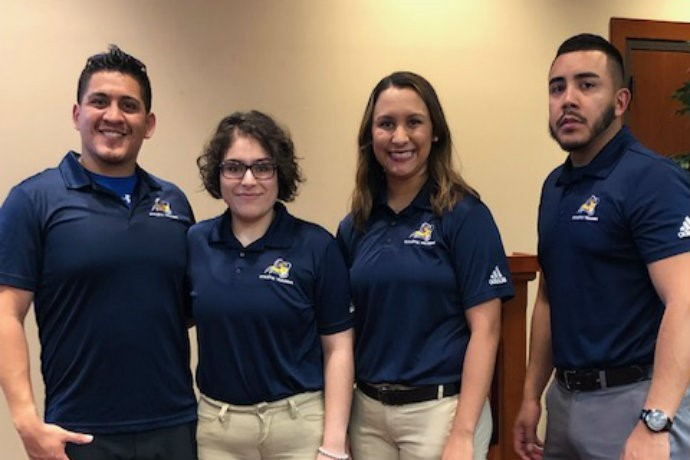 Quiz Bowl team secures top spot
