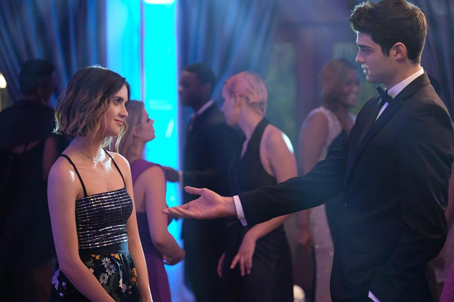 """""""The Perfect Date"""" is a Netflix original movie that stars Noah Centineo and Laura Morano. Photo by IDMb"""