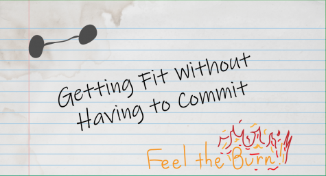 Getting Fit Without Having to Commit: Ways to Sprinkle Fitness In Your Day