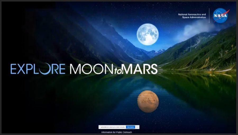 Stansberys keynote focuses on space exploration