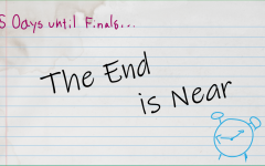 The End is Near: How to Stay Motivated at the End of a Semester