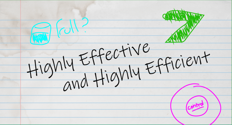 Highly Effective and Highly Efficient: Seven Habits to Change Your Life