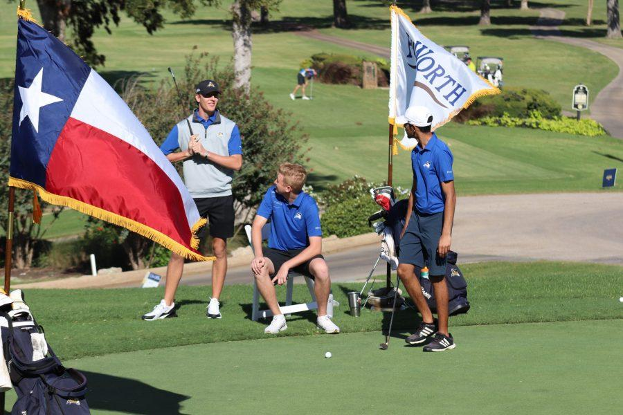 Texas Wesleyan Golf has a great turnout for Annual Golf Fundraising Event